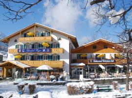 Alpenhotel Rieger, Mittenwald