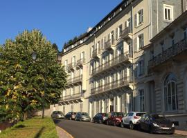 Hôtel résidence des Acacias, Plombières-les-Bains