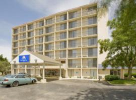 Broadview Inn Suites (former Americas Best Value Inn Galesburg), Galesburg