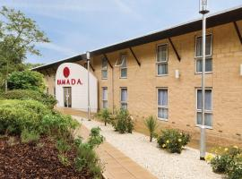 Ramada Oxford, Waterstock