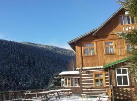 Horská chata Amor, Pec pod Sněžkou