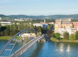 Hotel Dreiländerbrücke, Weil am Rhein