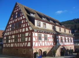 Roter Löwe, Heiligkreuzsteinach