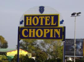 Hotel Chopin, Fiumicino