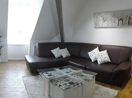 Appartement Montagne Chic, La Bourboule