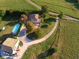 La Perle du Lot, Castelnau-Montratier