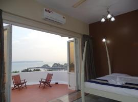 Ocean Heights Home Stay, Dona Paula