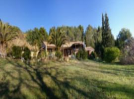 Schwanenvilla, Paraza
