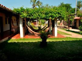 La Casona Chiquitana, San José de Chiquitos