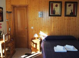 Hotel María Cristina, Cala del Moral
