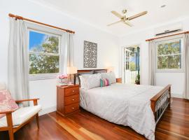Standy's Rest Bed and Breakfast, Maryborough QLD