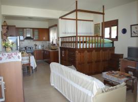 Manos House, Monólithos
