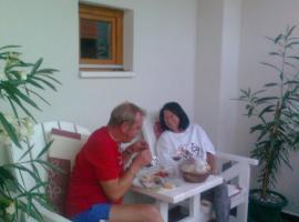 Pension Gannaer Dorfstubn, Ganna