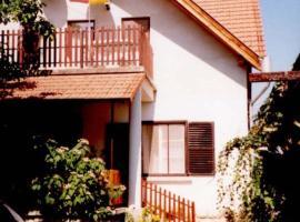 Apartment Balatonudvari 1, Balatonudvari