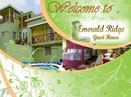 Emerald Ridge Guest House, Christ Church