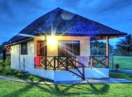Beachfront Resort, Luganville