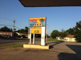 Holiday Capri Motel, Booneville