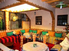 Gite Chez l'Habitant Amzil, Tazentout Azougar