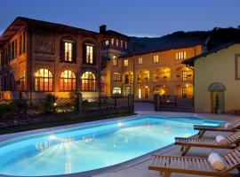 Villa Soleil, Colleretto Giacosa