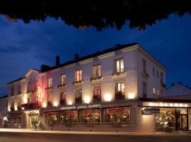 Hotel d'Angleterre, Châlons-en-Champagne