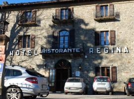 Hotel Ristorante Regina, 아베토네