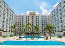 Apartment at Field Residences, Manila