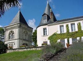 Chateau Lague, Fronsac