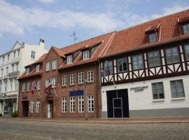 Hotel Neuwerk & Apartments, Rendsburg