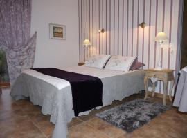 Les chambres de La Fontaine, Chavagne