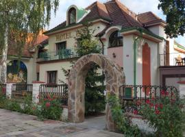 Hotel Bor, Brandýs nad Labem-Stará Boleslav