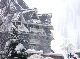 Schweitzer Mountain Resort Selkirk Lodge, 샌드포인트