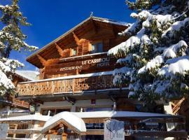 Le Caribou, L'Alpe-d'Huez