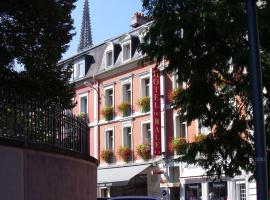 Hôtel De Bale, Mulhouse