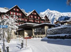 Romantik Hotel Schweizerhof, Grindelwald