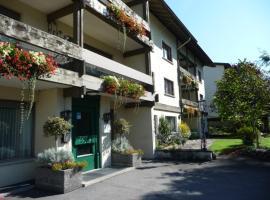 Hotel Einhorn, Bludenz