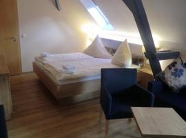 Hotel Pension Am Hafen, Norddeich