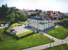Dom na Podwalu, Lublin