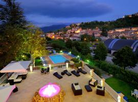 Hotel Benessere Villa Fiorita, Colfiorito