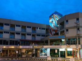 Tawfiq´s Palace Hotel, Barra do Garças