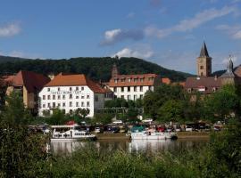 Hotel Krone-Post, Eberbach