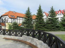 Hotel Górecki, Lidzbark Warmiński