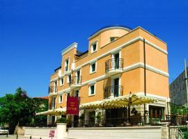 Hotel Villa Cittar, Novigrad (Istra)