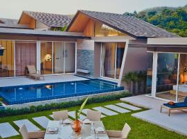 Villa Sunpao, Layan Beach