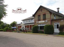 Hotel Steinberger-Hof, Steinberg