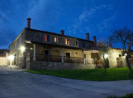 Casa Don Benito, Arnego
