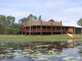 Jabiru Safari Lodge, Biboohra