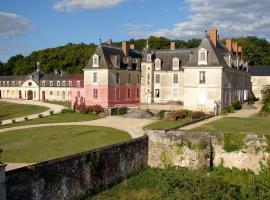 Appartement-gîte du Château de Gizeux, Gizeux