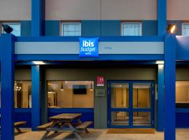 Hotel Ibis Budget Vichy, Bellerive-sur-Allier