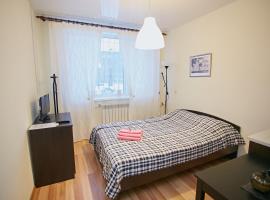 佐納斯納公寓一室公寓旅館, 新西伯利亞