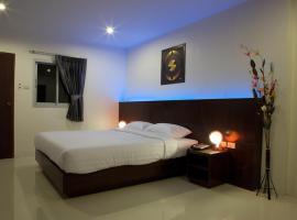 Evergreen Lodge, Patong Beach